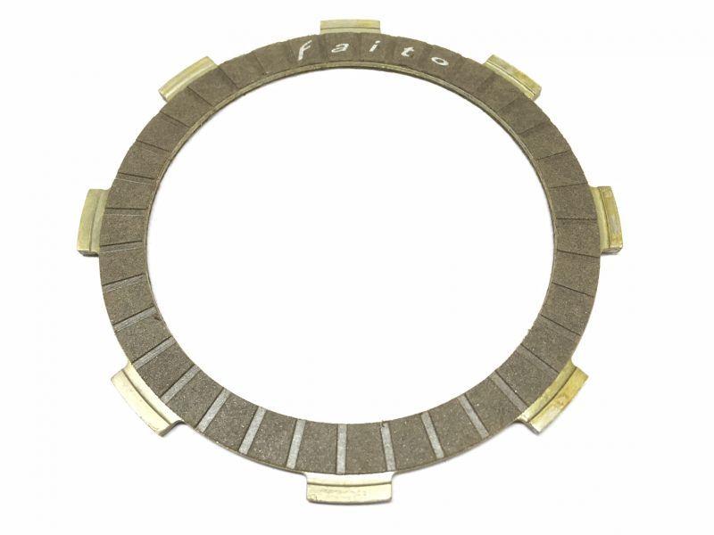 画像1: レーシングクラッチプレート (THUNDER) 5pcs - KSR110