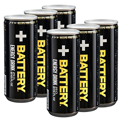 画像1: 【エナジードリンク】バッテリーエナジー 250ml 30本入り 1ケース