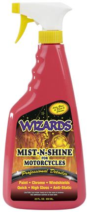 画像1: WIZARDS ミスト イン シャイン (650ml)