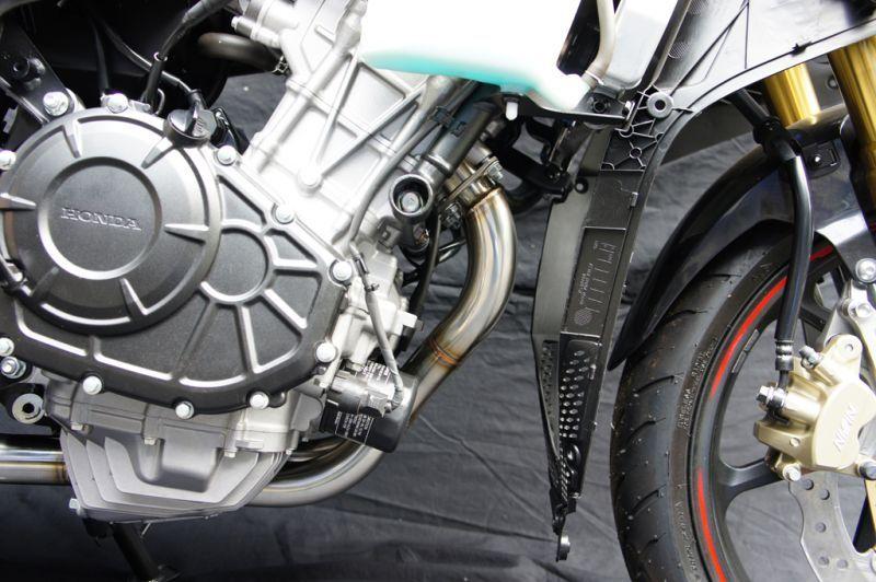 画像2: HONDA CBR250RR TRエキゾーストシステム レーシングタイプ