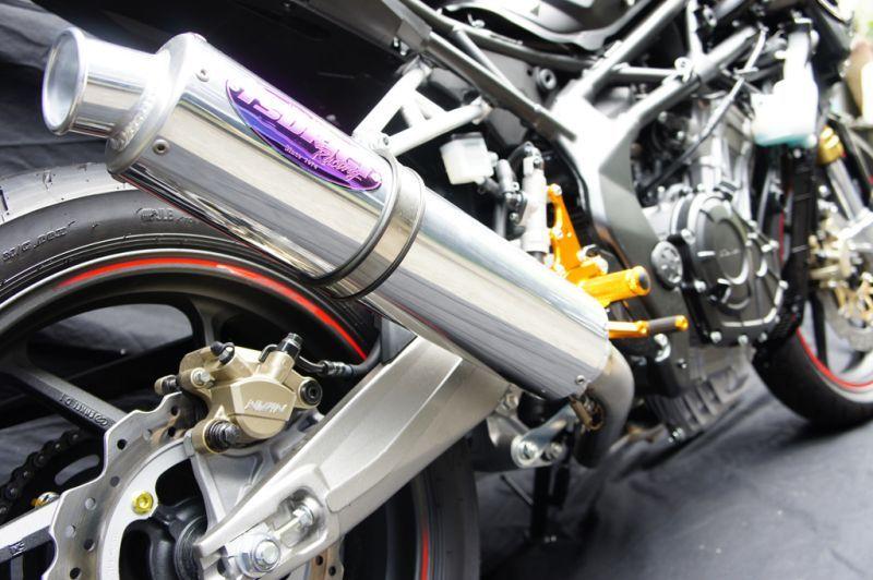 画像3: HONDA CBR250RR TRエキゾーストシステム レーシングタイプ